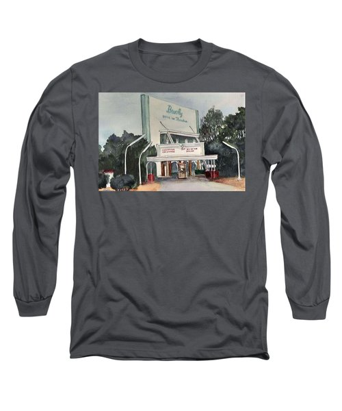 The Beverly Drive Inn Long Sleeve T-Shirt
