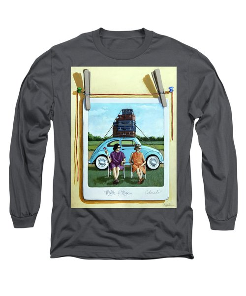 The Big Trip  Long Sleeve T-Shirt