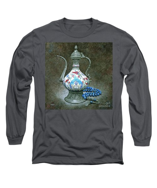 the Birds and the Beads Long Sleeve T-Shirt