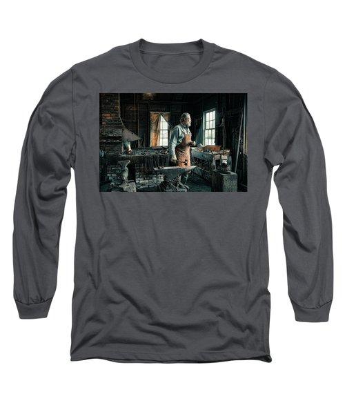 The Blacksmith - Smith Long Sleeve T-Shirt
