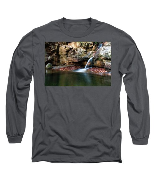 The Blue Hole In November #1 Long Sleeve T-Shirt
