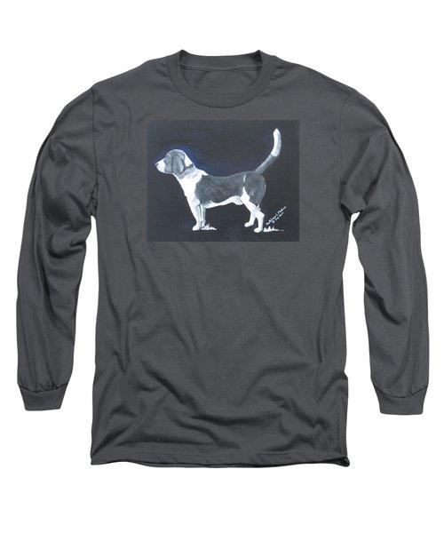 The Blue Knight Long Sleeve T-Shirt