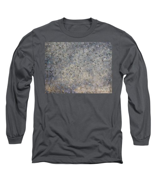 The Blue Long Sleeve T-Shirt by Rachel Hannah
