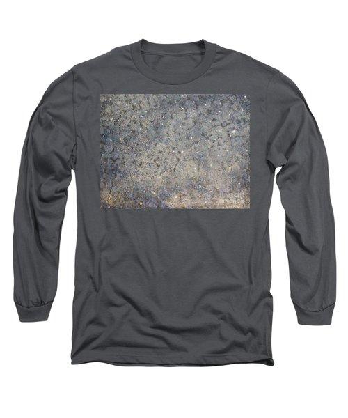The Blue Long Sleeve T-Shirt