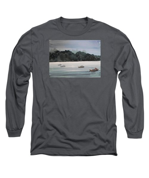 The Boat Ride Long Sleeve T-Shirt