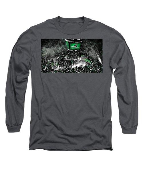 The Boston Celtics 2008 Nba Finals Long Sleeve T-Shirt