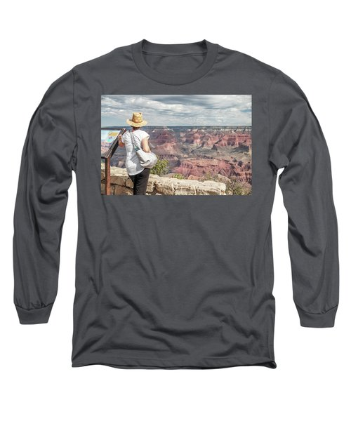 The Breathtaking View Long Sleeve T-Shirt