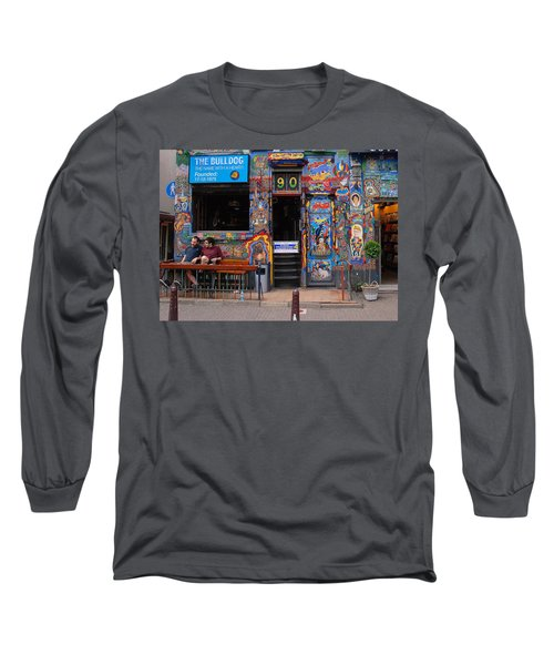 The Bulldog Of Amsterdam Long Sleeve T-Shirt