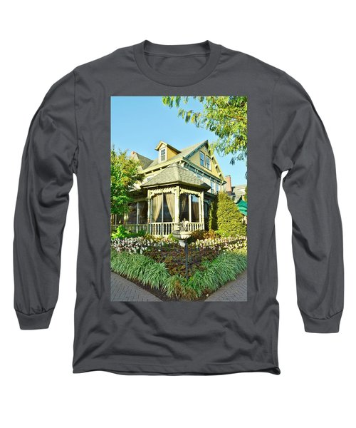 The Buttery Restaurant In Lewes Delaware Long Sleeve T-Shirt