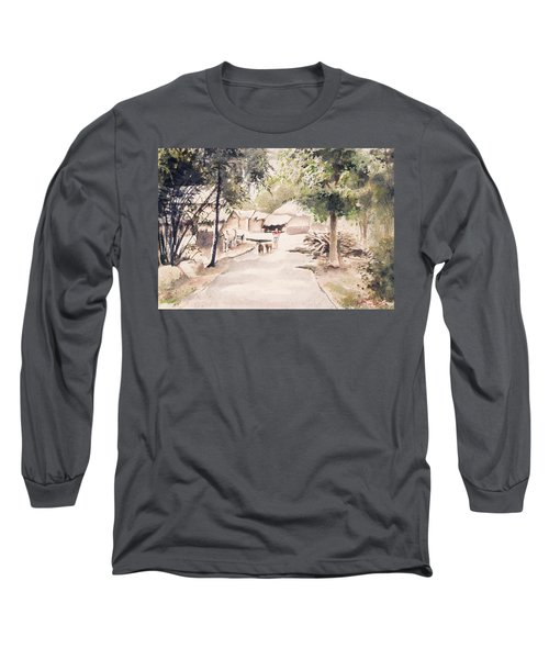 The Call Of Morning Long Sleeve T-Shirt