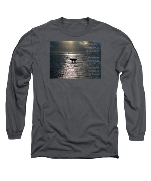 The Calling  Version Two Long Sleeve T-Shirt