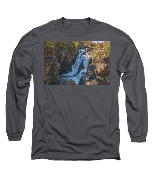 The Cascade Embrace Long Sleeve T-Shirt