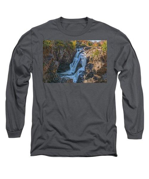The Cascade Embrace Long Sleeve T-Shirt