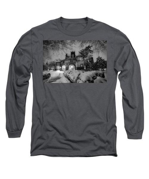 The Castle Long Sleeve T-Shirt