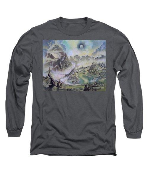 The Cauldron Long Sleeve T-Shirt