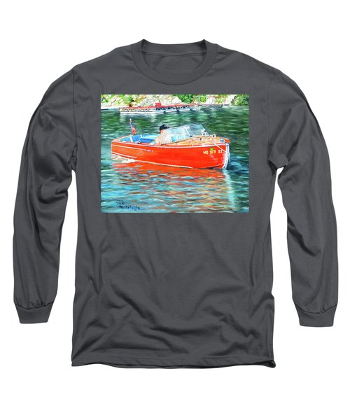 The Century Long Sleeve T-Shirt