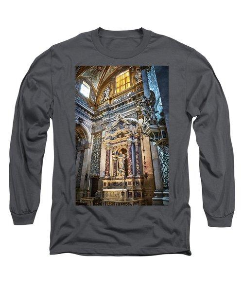 The Chapel Of Ignatius Of Loyola Long Sleeve T-Shirt