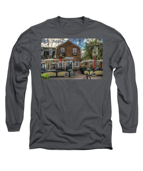 The Cheese Shop Long Sleeve T-Shirt by Jerry Gammon