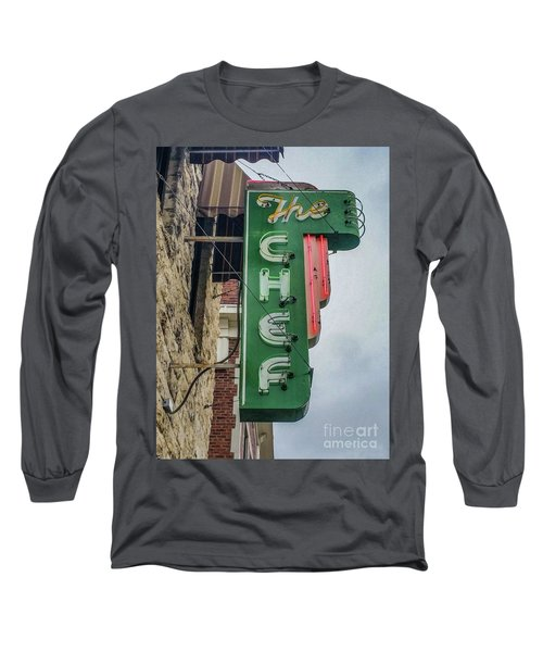 The Chef Long Sleeve T-Shirt