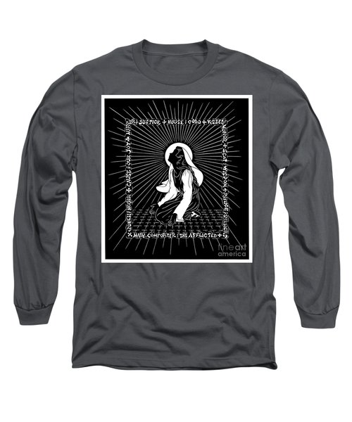 The Chosen One - Dptco Long Sleeve T-Shirt