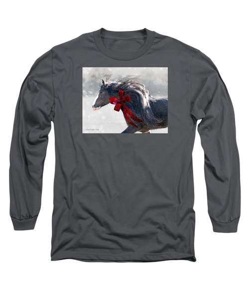 The Christmas Beau Long Sleeve T-Shirt