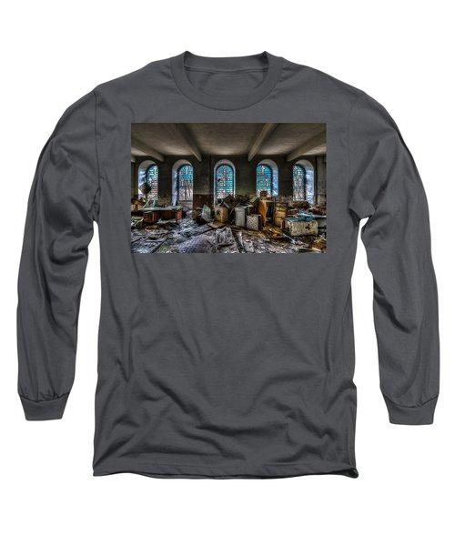 The Church - La Chiesa Long Sleeve T-Shirt