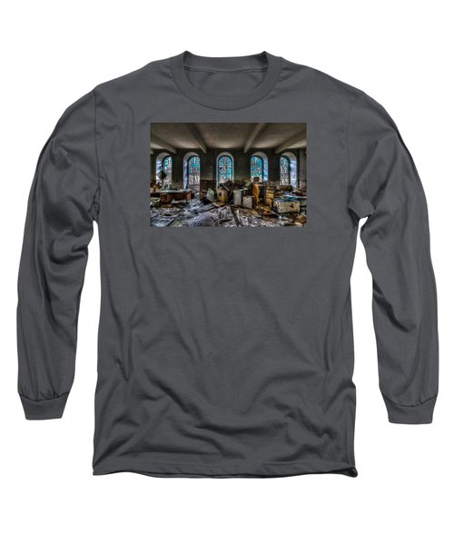 The Church - La Chiesa Long Sleeve T-Shirt