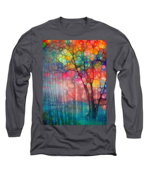 The Circus Tree Long Sleeve T-Shirt