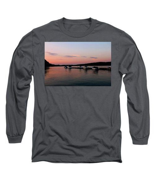 The City Of Ships Long Sleeve T-Shirt