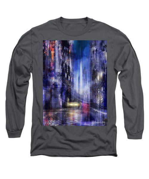The City Rhythm IIi Long Sleeve T-Shirt