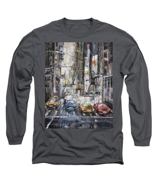 The City Rhythm Long Sleeve T-Shirt
