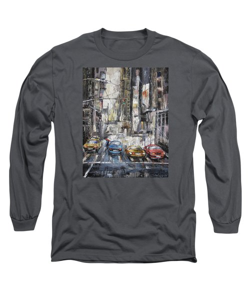 The City Rhythm Long Sleeve T-Shirt