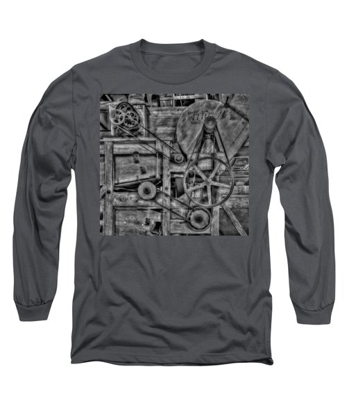 The Clipper Long Sleeve T-Shirt