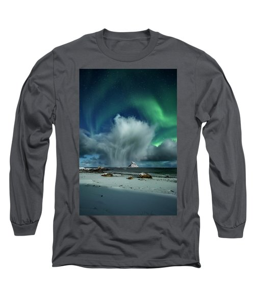 The Cloud I Long Sleeve T-Shirt