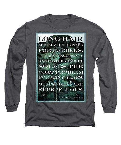 The Coat Problem 2.0 Long Sleeve T-Shirt