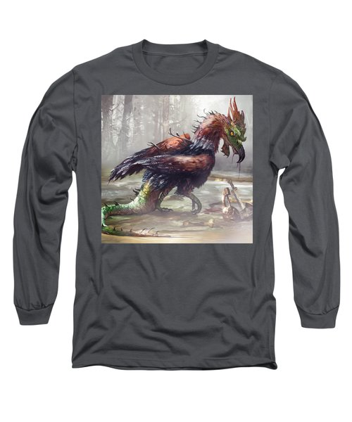 The Cockatrice Long Sleeve T-Shirt