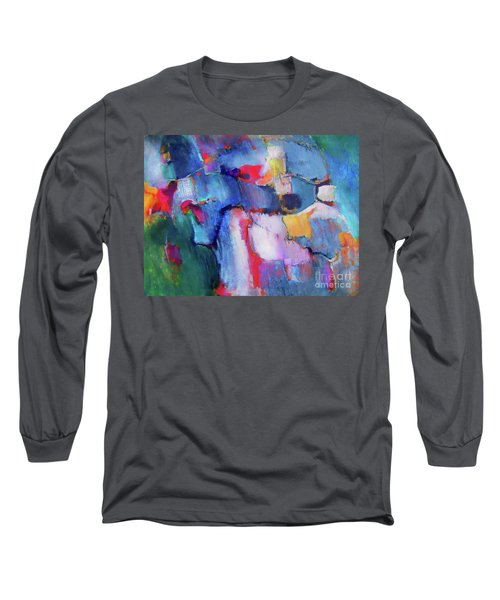 The Collaboration Long Sleeve T-Shirt