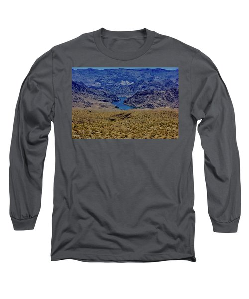 The Colorado River  Long Sleeve T-Shirt