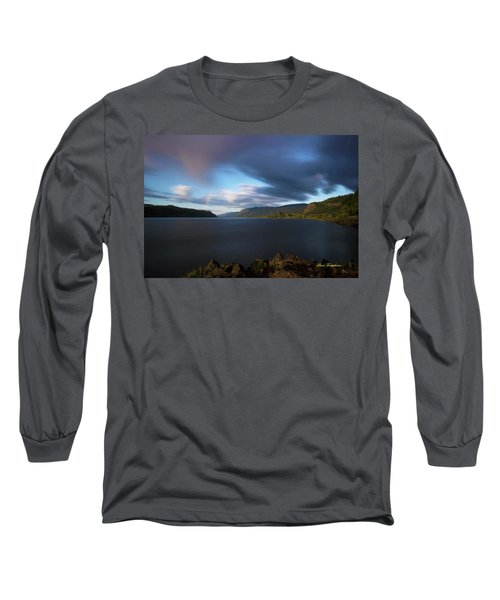 The Columbia River Gorge Signed Long Sleeve T-Shirt