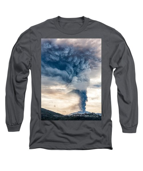 The Column Long Sleeve T-Shirt