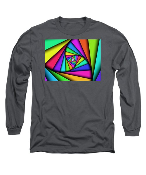 The Core Long Sleeve T-Shirt by Manny Lorenzo