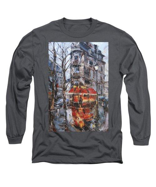 The Corner Cafe Long Sleeve T-Shirt