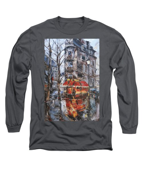 The Corner Cafe Long Sleeve T-Shirt
