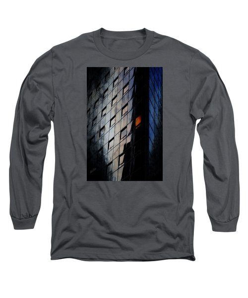 The Corporate Batcave Long Sleeve T-Shirt