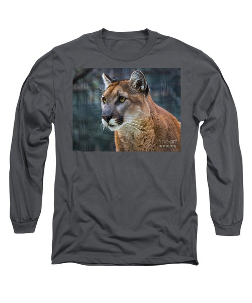 The Cougar Long Sleeve T-Shirt