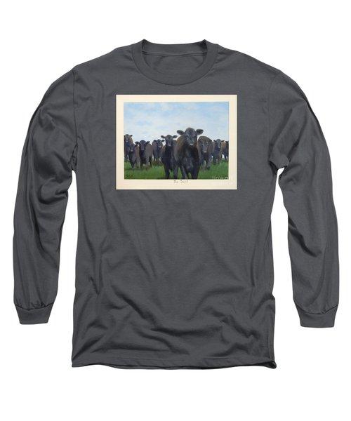 The Court Long Sleeve T-Shirt