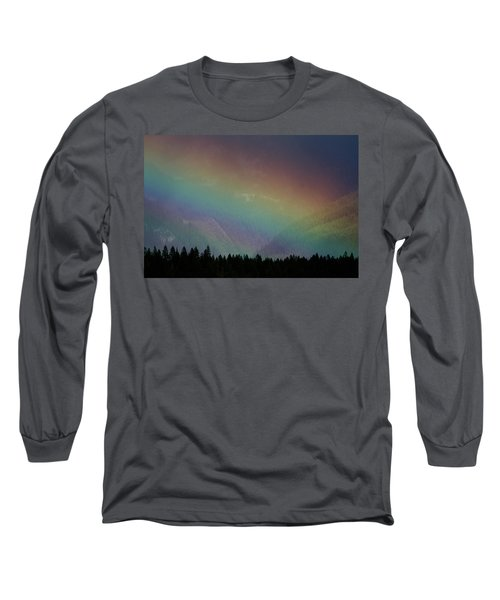 Long Sleeve T-Shirt featuring the photograph The Covenant  by Cathie Douglas