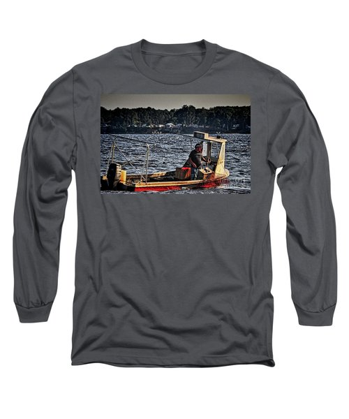 The Crabber Long Sleeve T-Shirt