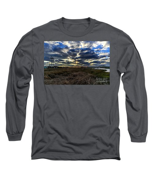 The Cross Long Sleeve T-Shirt