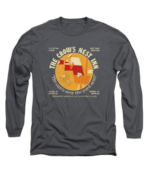 The Crow's Nest Inn Long Sleeve T-Shirt